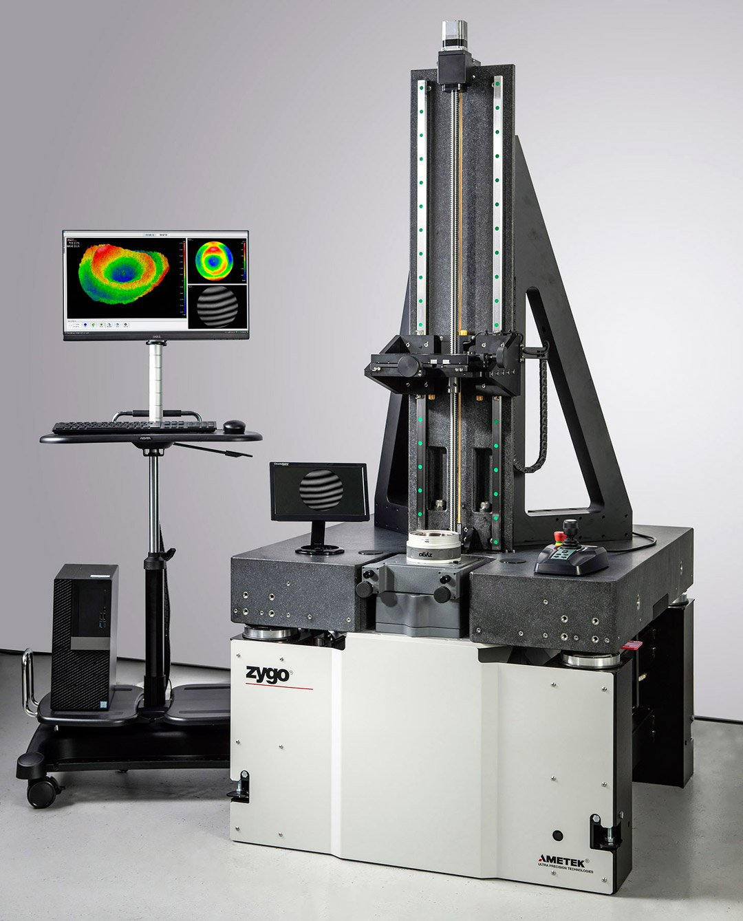 Verifire VTS Interferometer System - Vertical Test Station